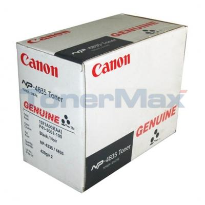CANON NP-4335/4835/4835S COPIER TONER BLACK